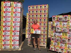 100 000 Diapers Donated To The Diaper Bank Of Minnesota